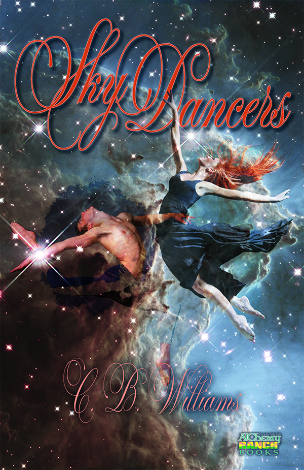 Cover for Sky Dancers by C. B. Williams  to be published in September, 2014