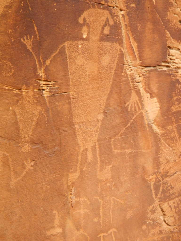 Cob Creek Pictograph