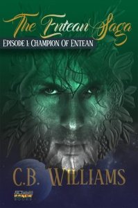 Champion of Entean cover