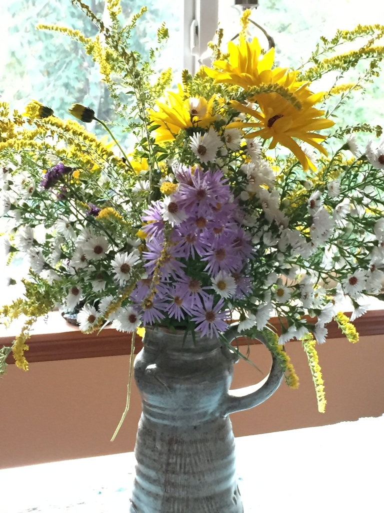 And Autumn Bouquet, grown with LOVE